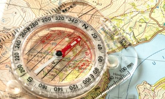 Analog Compass
