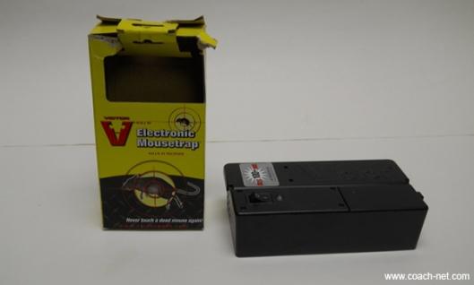 Electronic Mousetrap