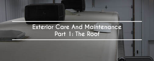Exterior Care And Maintenance Part 1: The Roof